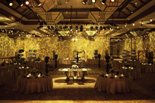 Indoor Event Planning & Productions
